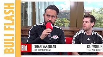 Fifa18 Gewinnspiel zur BILD-Live-Show mit Kai Wollin und Cihan Yasarlar