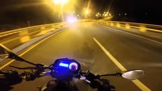 Subiendo palmas de noche// rtx 150 Unishock  // gopro hero black 3+ // Medellin