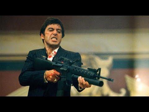 Лицо со шрамом (1983) - Атака на виллу Тони І Scarface (1983)  - Attack On Villa Tony