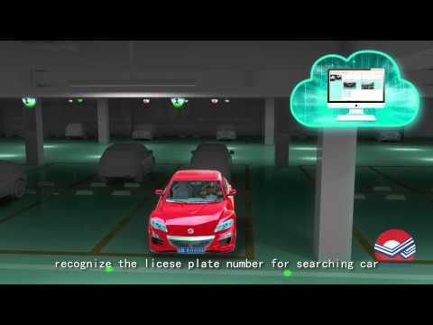 .智慧停車:未來停車場架構 「智慧車位引導」是關鍵