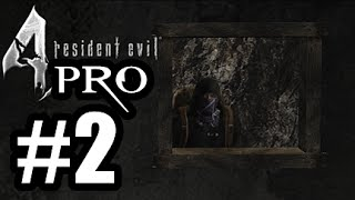 Resident Evil 4 Remastered Professional #2 - Leon Kennedy Goes BOOM!