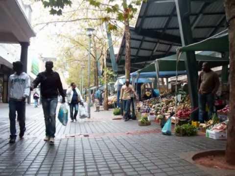 Hugeaux Photography- Markets of Johannesburg SA 2012.wmv