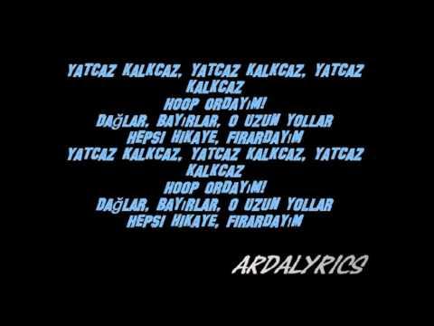 Gülşen Yatcaz Kalkcaz Ordayım [Lyrics] 2013