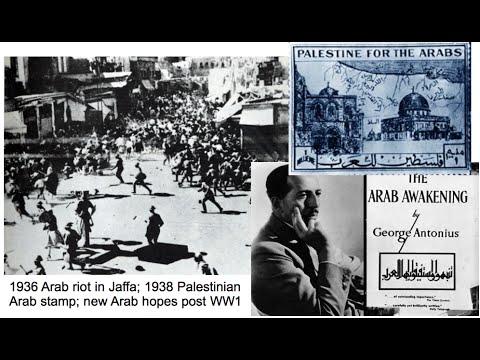 1936--1939 Arab Revolt in Palestine - 1930 Al-Qassam Jihad - 1939 MacDonald White Paper