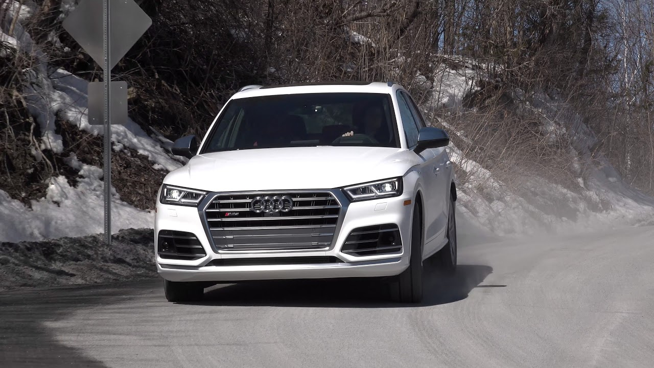 Audi SQ Full Review With Steve Hammes TestDriveNow YouTube - Audi sq5 review