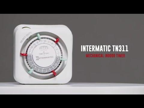 INTERMATIC CS110P Instructions INTERMATIC
