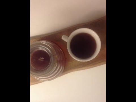 How to make more than one cup of coffee with aeropress