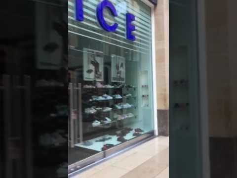 Cambridge Grand Arcade Chain Stores