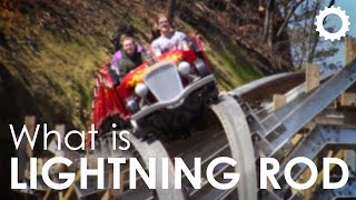 What is: Lightning Rod - Dollywood