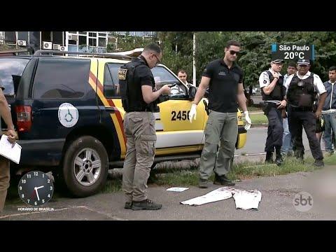 Homem é encontrado morto perto de evento internacional em Brasília | SBT Notícias (21/03/18)