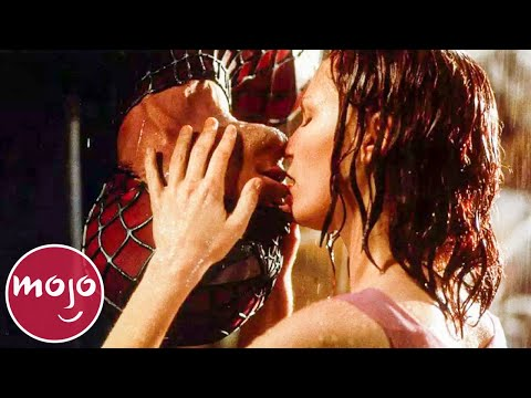 Top 10 Most Rewatched Movie Kisses