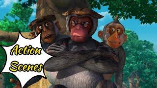hindi kahaniya for kids jungle book cartoon action compilation