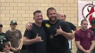 The Military Combatives Grappling Championships - (Part 5 of 6)