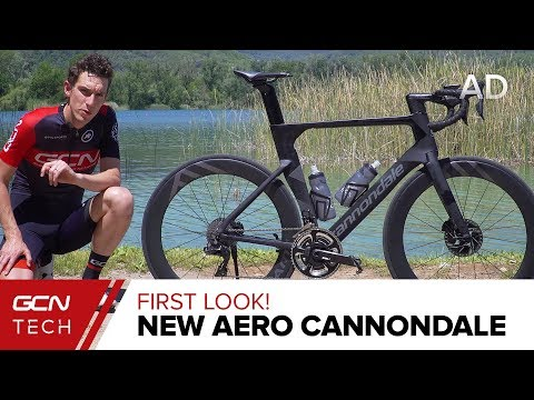 The New Cannondale SystemSix Aero Road Bike | GCN Tech's Fir