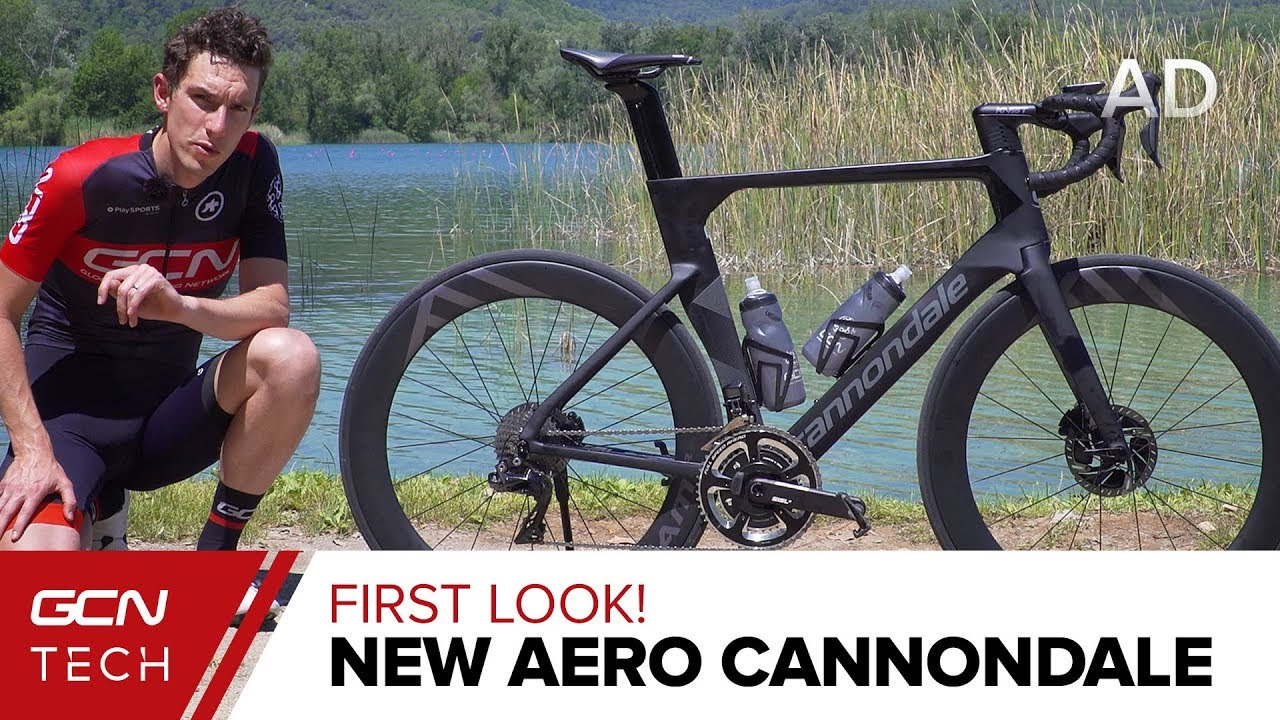 7b6bf3b47 The New Cannondale SystemSix Aero Road Bike