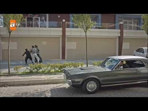 Kertenkele Yeniden Doğuş 74.Bölüm Murat Komiser Kavga Sahnesi HD