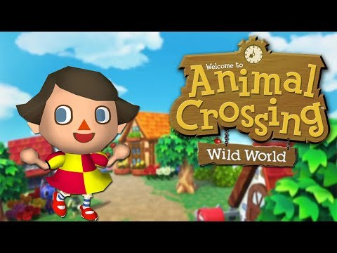 RETOUR DANS LE PASSÉ : Animal Crossing Wild World