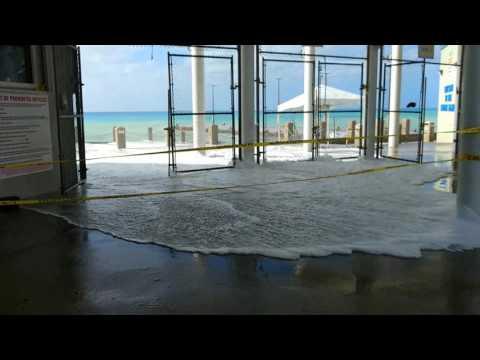 Cayman Island Storm 2017