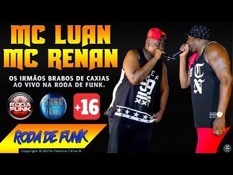 MC Luan & MC Renan :: Pela primeira vez juntos no palco da  Roda de Funk  :: +18 thumbnail