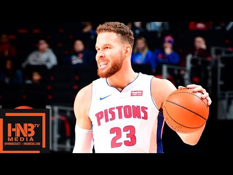 Detroit Pistons vs Phoenix Suns Full Game Highlights | 11.25.2018, NBA Season
