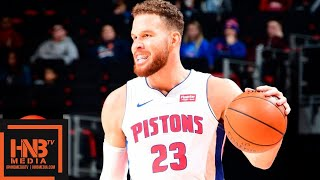 c3c62045f47 Detroit Pistons vs Phoenix Suns Full Game Highlights
