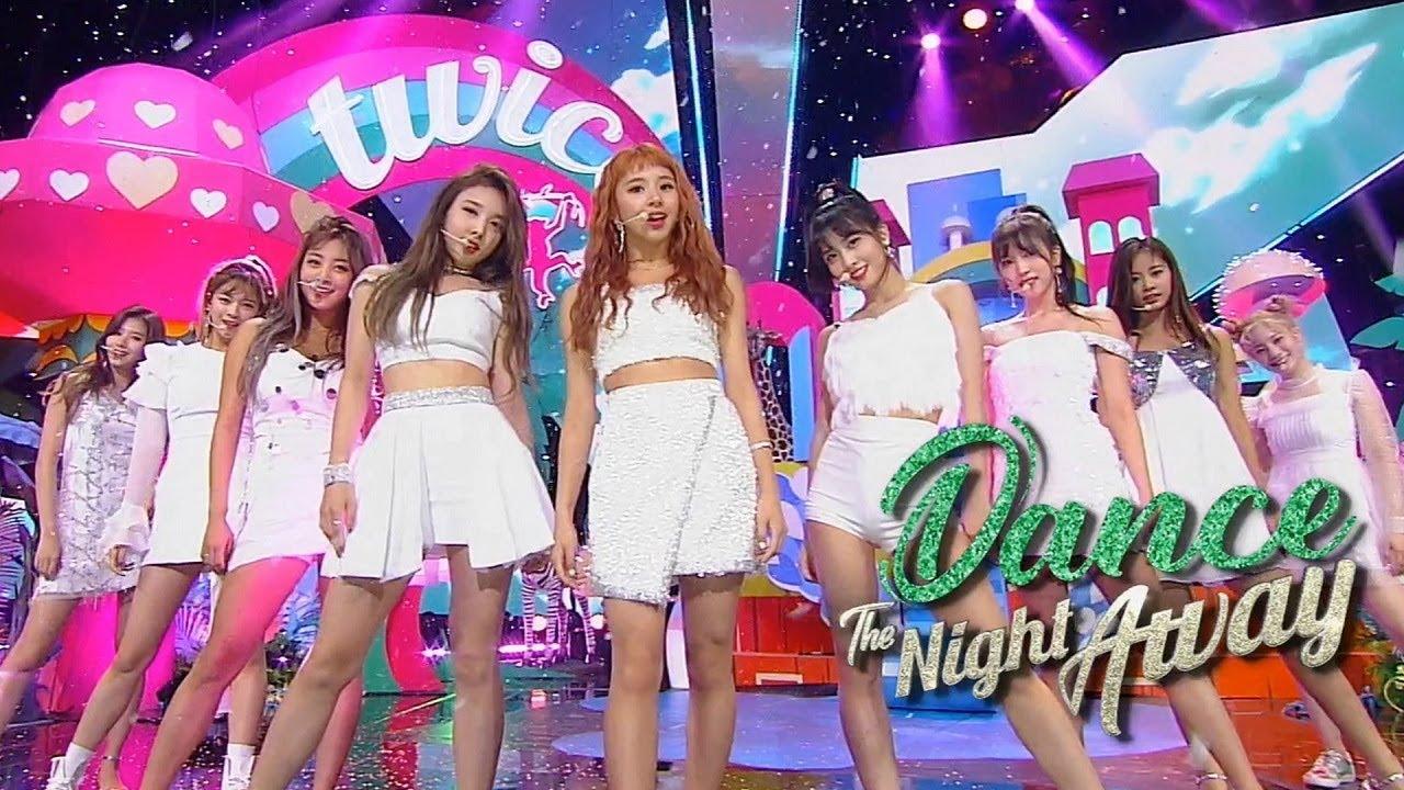 Comeback Special Twice 트와이스 Dance The Night Away 인기