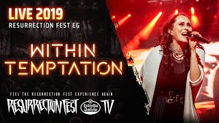 Within Temptation - Stand My Ground (Live at Resurrection Fest EG 2019) (Viveiro, Spain)