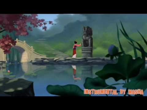 Mulan  Reflection Instrumental