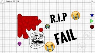AGAR.IO MOBILE/FUNNY MOMENTS/TROLL COMPILATION/MACRO FAIL/TROLLING PEOPLE/SOLO REVENGE/JOKER