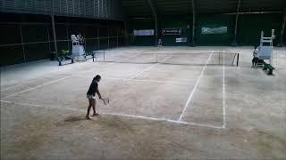 Anna Alabang 1st round 14u
