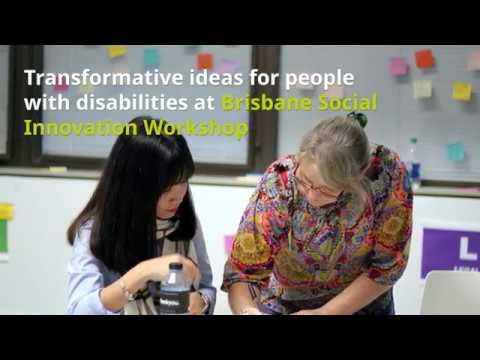 CQUni Brisbane Social Innovation Workshop