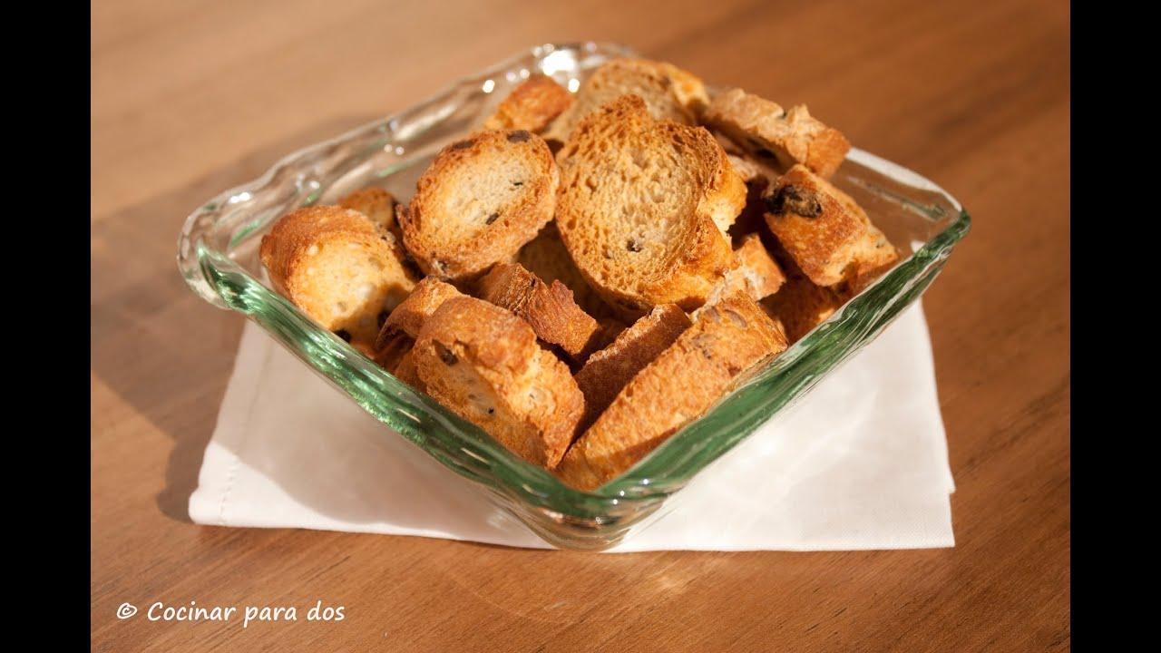 Cocinar Foie | Tostas De Pan Para Tomar Con Foie Youtube