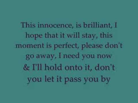 Avril Lavinge - Innocence, Song+Lyrics! Dedicated To....