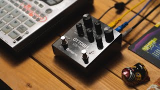 Guitar Pedals shouldn't be this fun // Ottobit jr Overview & why it's incredible.