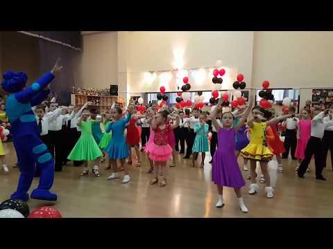 Бальные танцы ТК Стиль Алматы Dance Club Style Cup H And D Ballroom Dance 2018