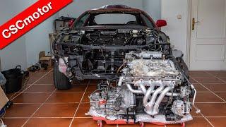 Proyecto Eclipse   Poniéndole el motor al coche