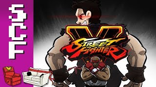 """Street Fighter V - Arcade Mode (Part 1): """"Nostalgia Trip!"""" Super Couch Fighters: Arcade Mode! thumbnail"""