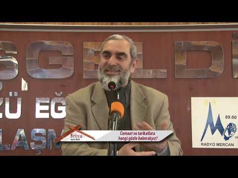 161) Cemaat ve tarikatlara hangi gözle bakmalıyız? - Nureddin Yıldız - sosyaldoku.com