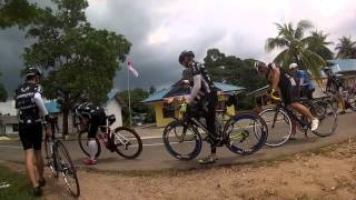 PGSK Bintan Day 2 : A ride for mee bakso and ass spray