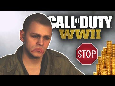 Call of Duty WW2 Wordt nu al VERNEUKT!