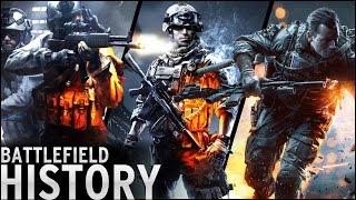 History of - Battlefield (2002-2015)