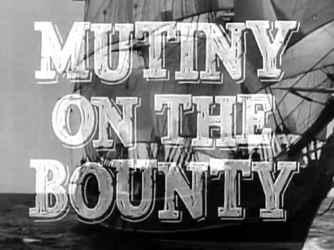 Mutiny on the Bounty 1935 Official Trailer (Won Oscar / Best Picture)