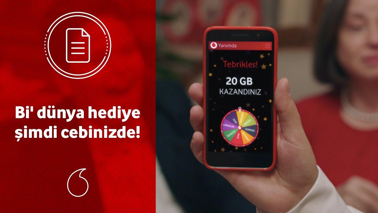 Vodafone Yanımda'ya Nerede Girdiğinize Bu Aralar Dikkat Edin :) - YouTube