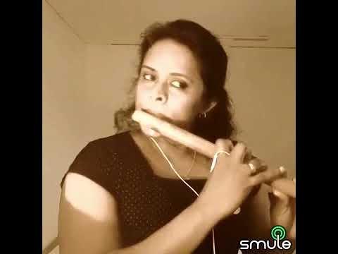Harivarasanam on flute.