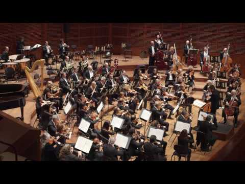 The San Francisco Symphony and Mason Bates perform Bates's Auditorium