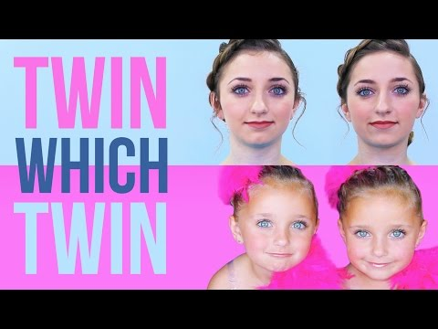 Twin Which Twin Challenge | Guess the Baby Pictures