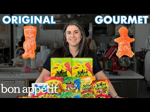 Randy Baumann & the DVE Morning Show - Pastry Chef Attempts to Make Gourmet Sour Patch Kids