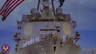 Incredible Ship of US Navy: USS Wayne E. Meyer (DDG-108)