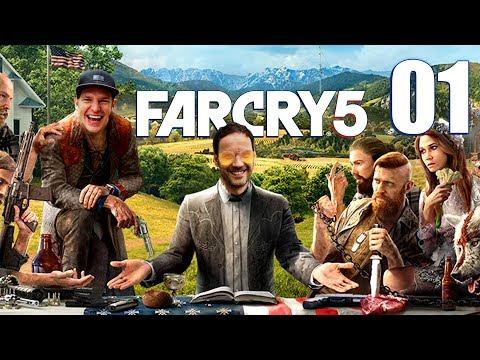 Sekt oder Sekte? | Far Cry 5 mit Dennis & Krogi #01