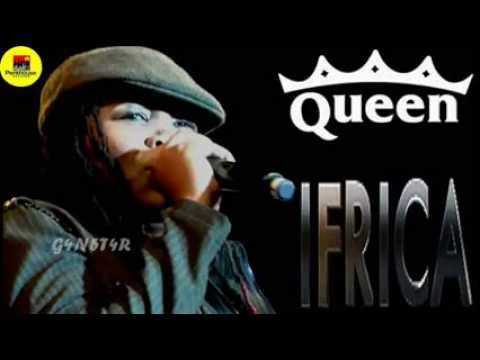 Queen Ifrica - Overcome - Penthouse Records